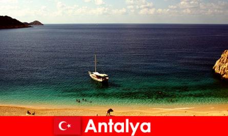 Еміграція до Туреччини в Анталії