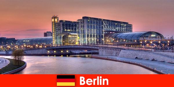 Німеччина Берлін призначення з сім'єю