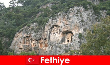 Місто Фетхіє на південному заході Туреччини