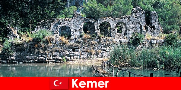 Кемер представляє європейську частину Туреччини