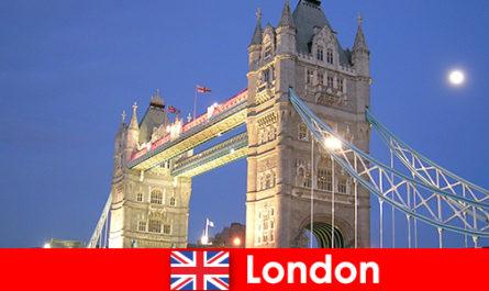 Лондонська міська поїздка до Всесвітньої метрополії