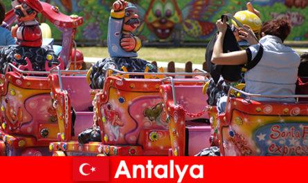 Приємний сімейний відпочинок в Анталії в Туреччині