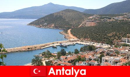 Пляжі в Туреччині Анталія
