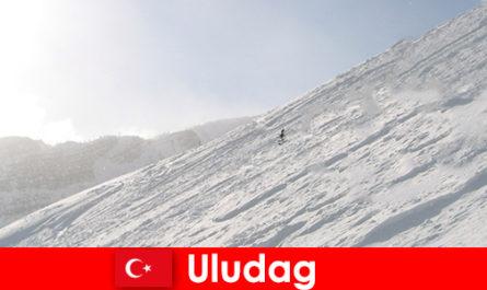 Зимові канікули в Туреччині Uludag
