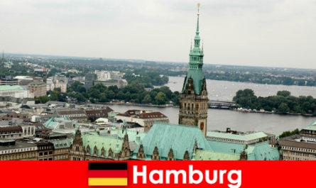 Подорожі та розваги Репербан в місті Гамбург