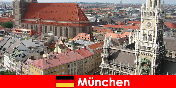 Як чайник для відпустки з бігу або фітнес-варіанти в місті Мюнхен