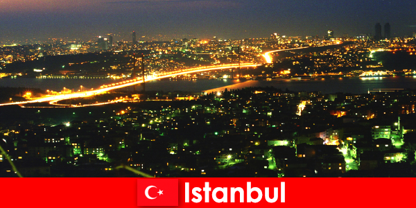 Місто Стамбул для туристів завжди варто поїздка