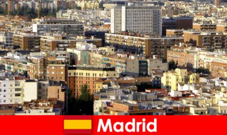 Поради щодо подорожей та інформація про столицю Мадрид в Іспанії