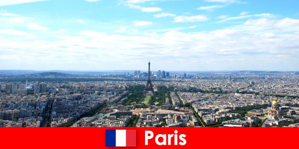 Подивіться, що робити в місті Париж