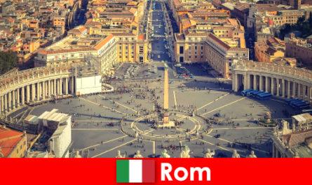Коли відвідати Рим-погода, клімат і рекомендації