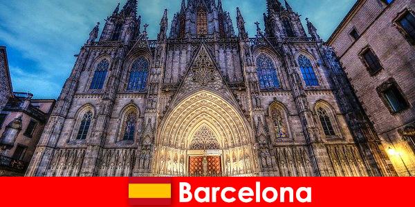 Барселона надихає кожного гостя з свідченням тисячорічної культури