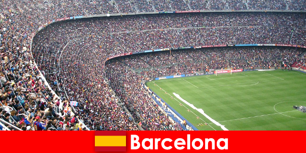 Барселона мрія поїздка для туристів з Спорт & пригода