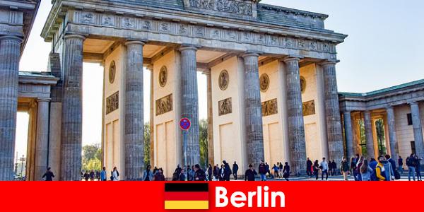 Екскурсія по місту Берлін супер ідея для короткого відпочинку
