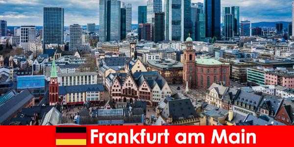 Розкішна поїздка в місті Франкфурт-на-Майні для цінителів