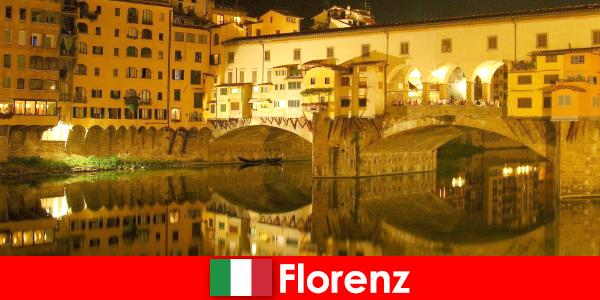 Поїздка по місту до Флоренції мистецтво, кава і культура
