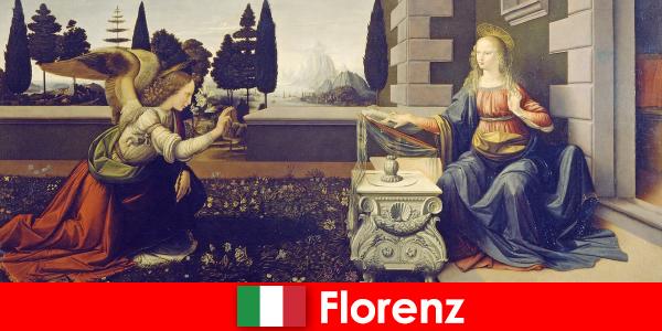 Туристи знають культурне значення Флоренції для образотворчого мистецтва