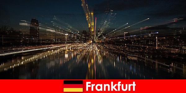 Франкфуртський Європейський транспортний вузол для іноземців в Німеччині