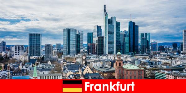 Туристичні пам'ятки в Франкфурті, Мегаполіс для висоповерхових будівель