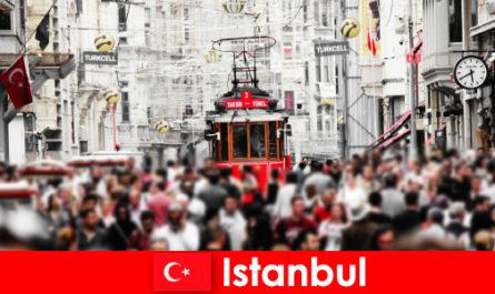 Стамбул інформація про визначні пам'ятки і подорожі поради