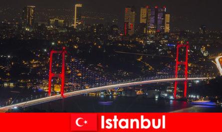 Нічне життя в пабів, барах і клубах Стамбула для молодих людей