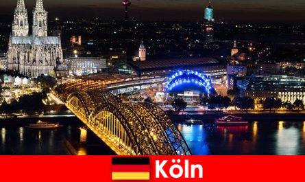Музика, культура, спорт, вечірка м. Кельн у Німеччині для будь-якого віку