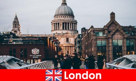 У Лондоні є всесвітньо відомі сучасні музеї з безкоштовним прийомом