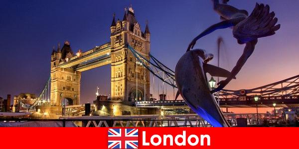 Лондон-це сучасний дорогий капітал, відомий своїми традиціями