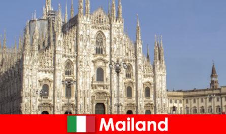 До Мілана Італія художня культура ексклюзивні подорожі