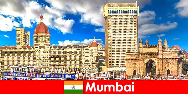 Мумбаї важливий Мегаполіс в Індії для економіки і туризму