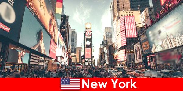 Покупки в Нью-Йорку є обов'язковим для мільйонів мандрівників