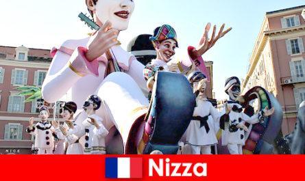 Залучення туризму в Ніцці з дітьми і великі моменти
