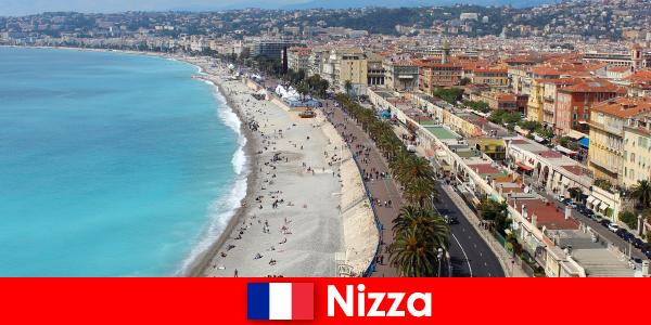 Досвід Nice у Франції