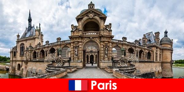 Визначні пам'ятки і цікаві місця в Парижі для любителів мистецтва і історії