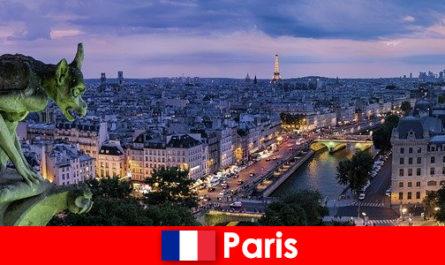 Париж художник місто з особливим захопленням будівель