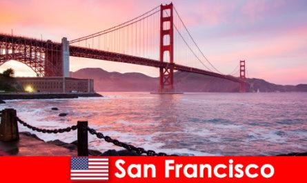 Досвід розкішних свят у Сан-Франциско США