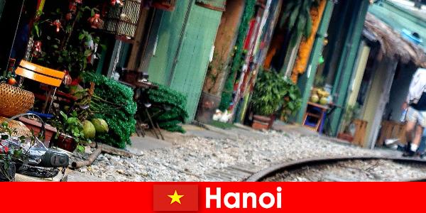 Ханой – захоплююча столиця В'єтнаму з вузькими вуличками і трамваями