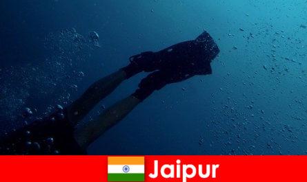 Водні види спорту в Джайпурі є кращим наконечником для дайверів