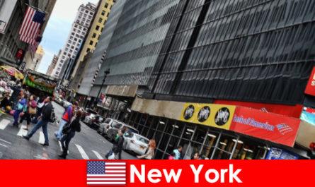 Прогулянки скульптури є одними з нових визначних пам'яток Нью-Йорка