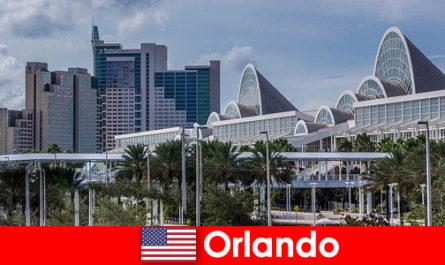 Орландо є найбільш відвідуваним туристичним напрямком в США
