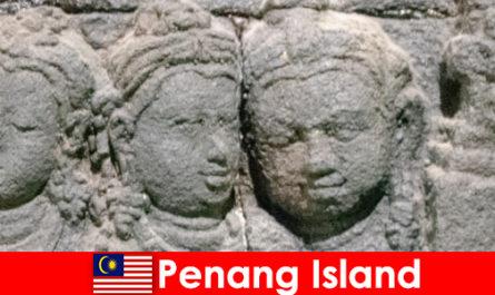 Острів Пенанг має багато визначних пам'яток і великих визначних пам'яток в одному