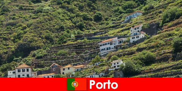 Порто місце відпочинку для любителів вина з усього світу