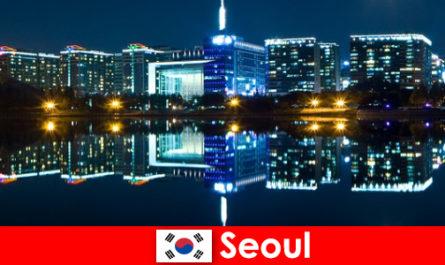Сеул в Південній Кореї - захоплююче місто, яке показує традиції з сучасністю