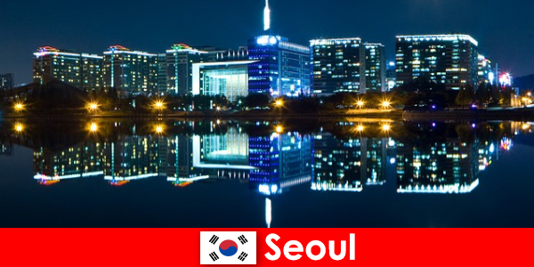 Сеул в Південній Кореї – захоплююче місто, яке показує традиції з сучасністю