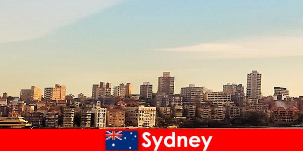 Сідней відомий як один з найбільш мультикультурних міст світу серед іноземців