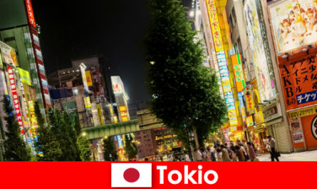 Сучасні будівлі та старовинні храми роблять Токіо незабутнім для іноземців