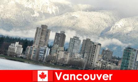 Чудове місто Ванкувера між океаном і горами відкриває багато можливостей для спортивних туристів