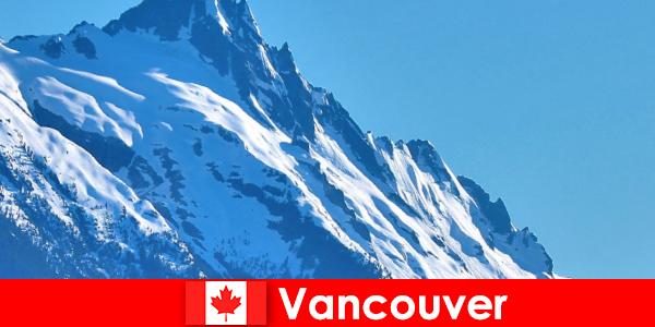 Місто Ванкувер в Канаді є головною метою альпінпіньного туризму
