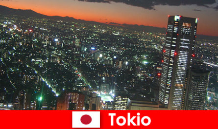 Незнайомці люблять Токіо - найбільше і сучасне місто в світі