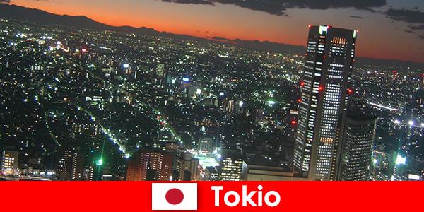 Незнайомці люблять Токіо – найбільше і сучасне місто в світі