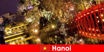 Ханой у В'єтнамі відкритий для серця для туризму